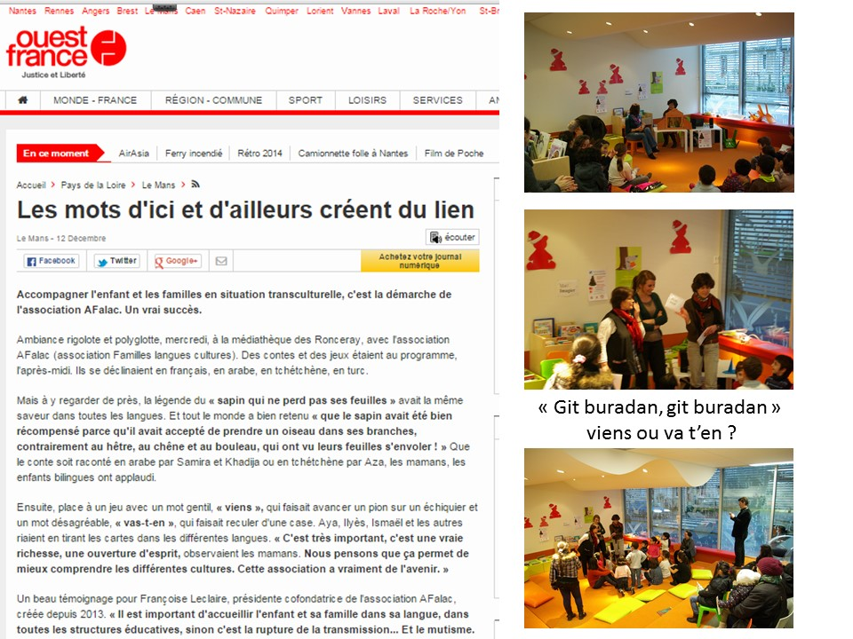 Article ouest mediatheque