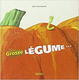 Grosse legume couv